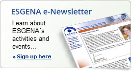 ESGENA e-Newsletter