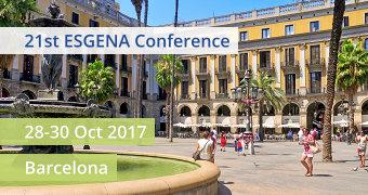 21st ESGENA Conference